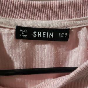 SHEIN Tops - Long Sleeve Chevron top